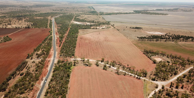 Newell Highway Upgrade – Mungle Back Creek to Boggabilla