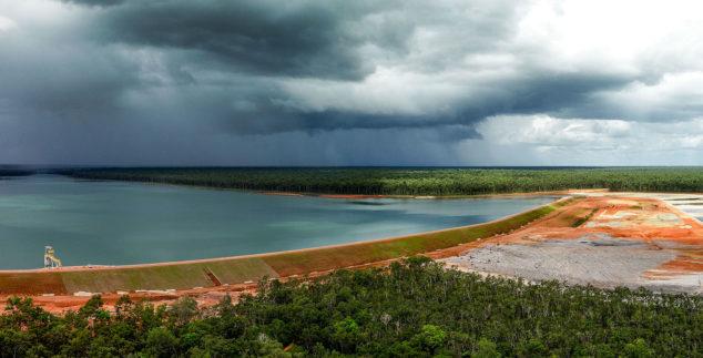 Arraw Dam