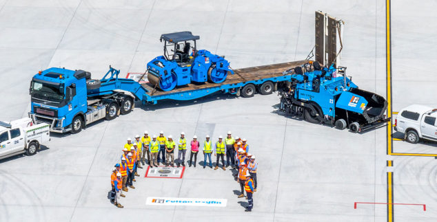 Project Lift, Gold Coast Airport