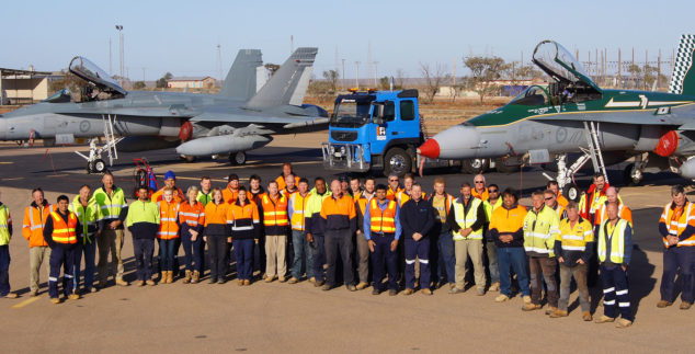 National Aircraft Pavement Maintenance Programme 2014 – 2020
