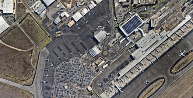 Adelaide Airport T2 Apron & Taxiway Overlay