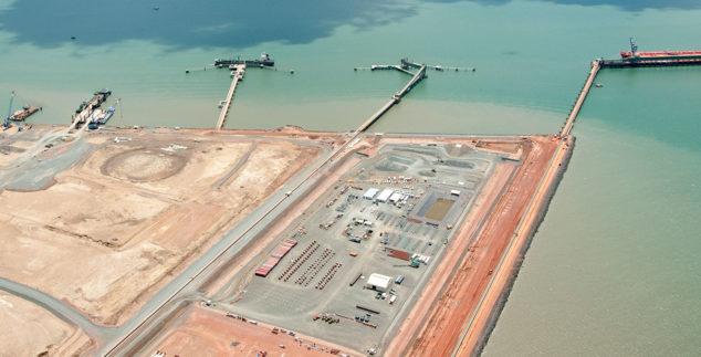 Civil Works – Australia Pacific LNG