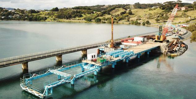 Northland Bridges – Matakohe & Taipa