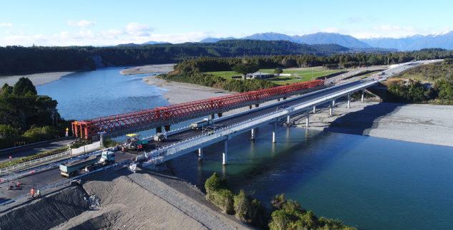Taramakau Bridge