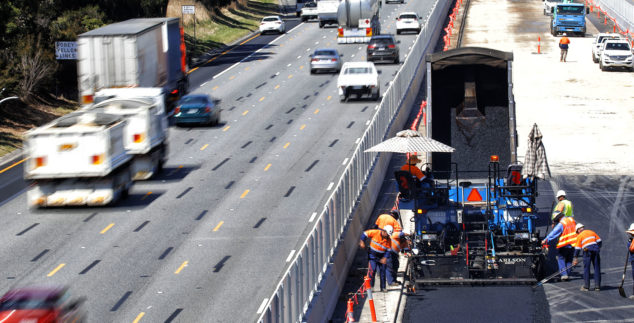 Monash Freeway Upgrade