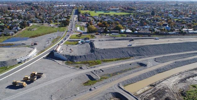 Christchurch Northern Corridor (CNC)
