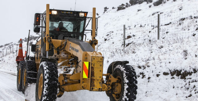 Central Otago District Council Roading Physical Works Contract