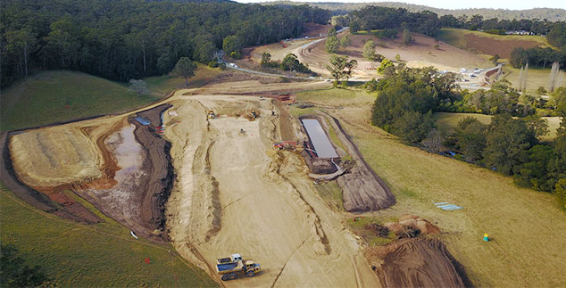Dignams Creek Upgrade