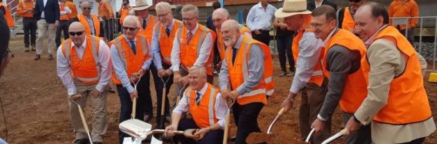 INLink celebrates official commencement of Inland Rail project
