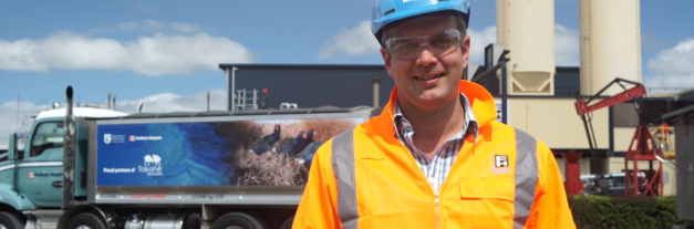 NZ CEO Graeme Johnson chats with Contractor Magazine