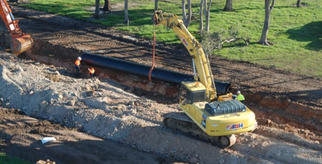 Collaborative working  – Pipelines (Sewerage and Drainage) Program Alliance