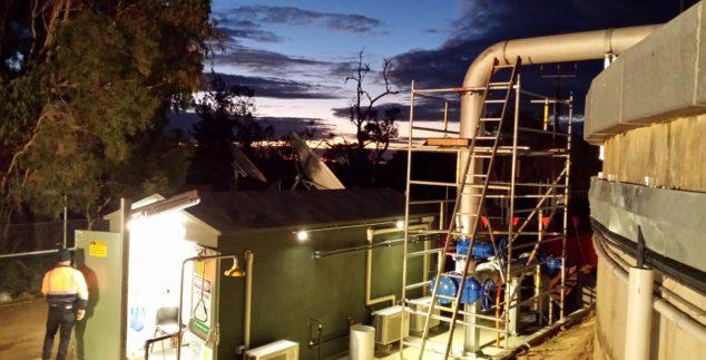 Water Supply –  Naracoorte Water Supply Upgrade