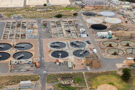 Wastewater  – Glenelg Wastewater Treatment Plant Inlet Screens & Anderson Ave Pump Station