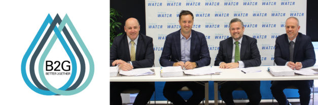 Sydney Water partnership to deliver world class water-services
