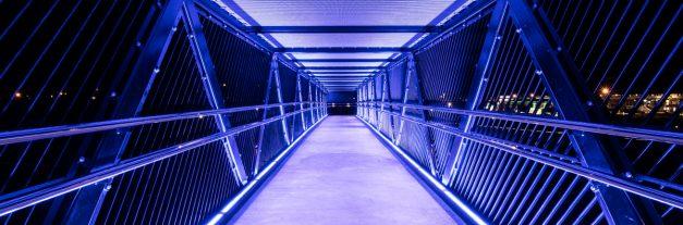 SH36 Pedestrian Overbridge (Matarawa Pa overbridge)
