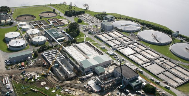 Rosedale WWTP Expansion – Liquid Stream