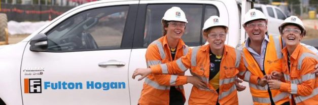 Fulton Hogan and Richmond AFLW kick off new partnership supporting women in construction