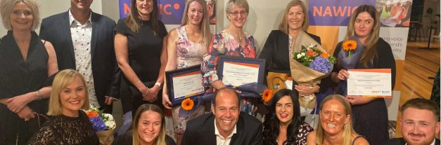 Empowered women, empower women at NAWIC Awards