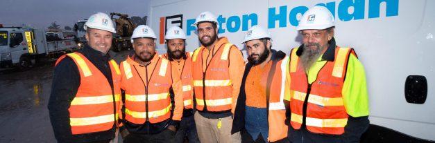 Real Jobs, Fulton Hogan – Real People, Ngopamuldi Project