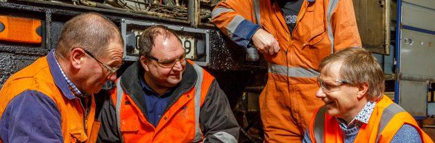 Marking 25 years of leadership in bitumen spraying